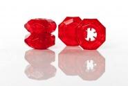 Stöckelstulpen New Diamond Rings Ruby